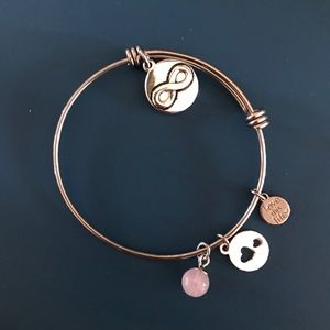 Alex and Ani Bracelets various styles